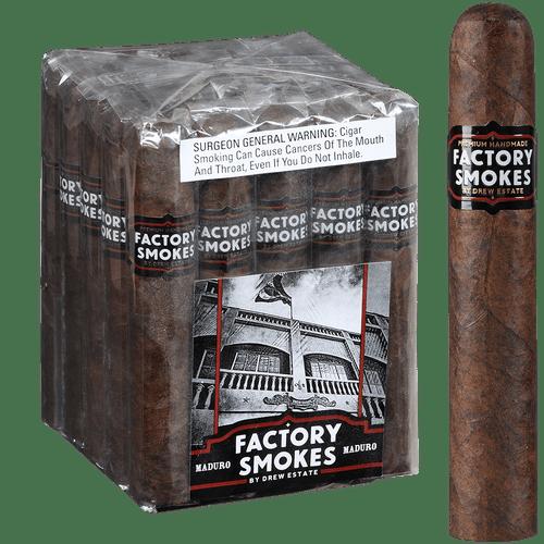 Factory Smokes Cigars Maduro Gordito 25 Ct. Bundle 6.00x60