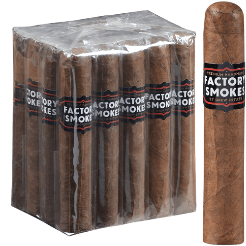 Factory Smokes Cigars Sweets Robusto 20 Ct. Bundle 5.00x54
