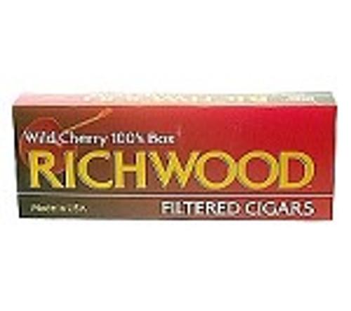 Richwood Filtered Cigars Wild Cherry