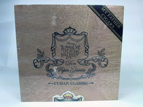Don Pepin Garcia Black Edition 1970 Cigars Belicoso Natural 20 Ct. Box