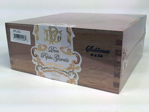 Don Pepin Garcia Cigars  Series JJ Toro Natural 20 Ct. Box