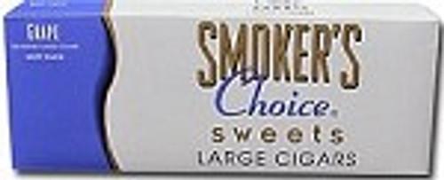 Smokers Choice Filtered Cigars Grape