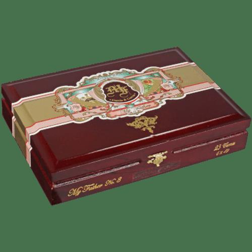 My Father Cigars No. 3 Cremas 23 Ct. Box
