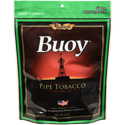 Buoy Pipe Tobacco Mint 6 Oz. Bag