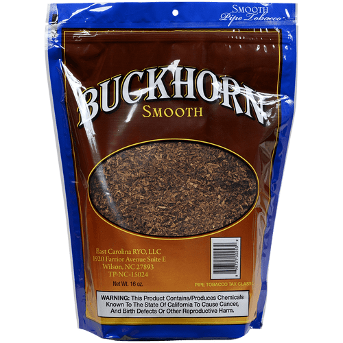 Buckhorn Pipe Tobacco 16 Oz Bag