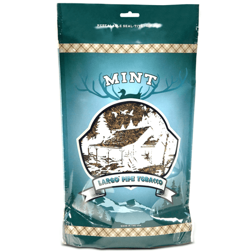 Largo Pipe Tobacco Mint Bag 16 Oz.