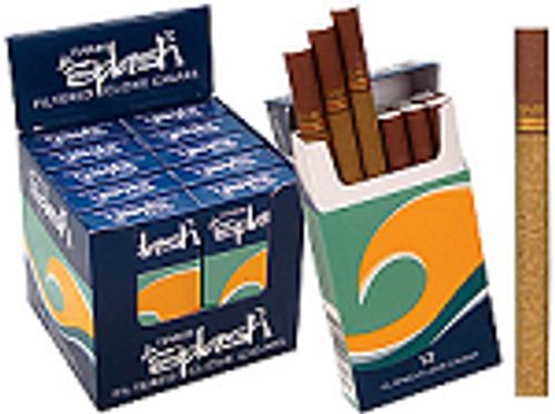 Djarum Filtered Clove Cigars Splash