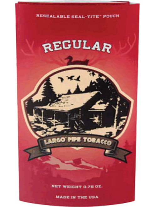 Largo Pipe Tobacco Pouches 12-.75 Oz.