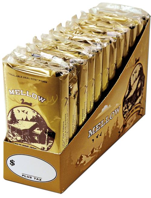 Largo Pipe Tobacco Pouches 12-.75 Oz.