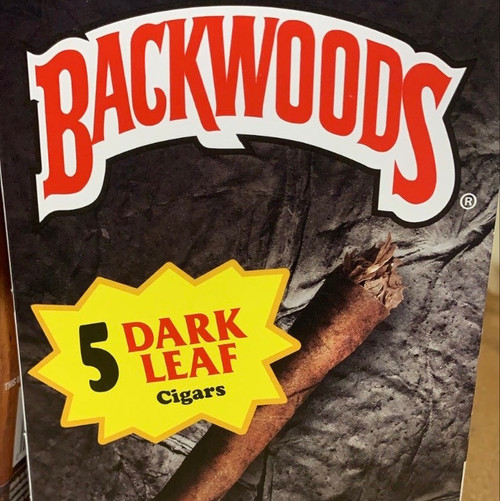 Backwoods Dark Leaf Cigars 8/5 Ct.