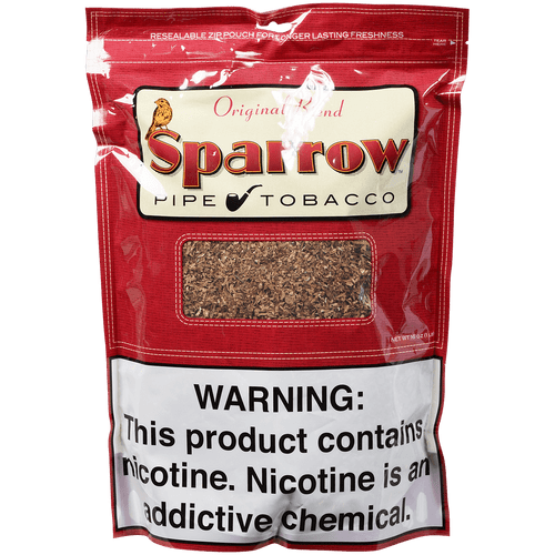 Sparrow Pipe Tobacco 16 Oz. Bag