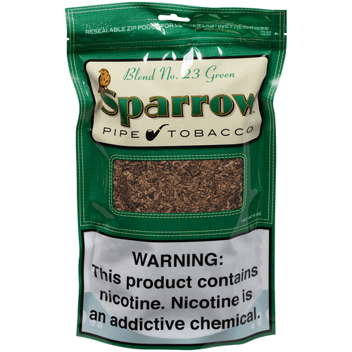 Sparrow Pipe Tobacco 6 Oz. Bag