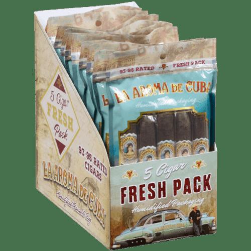 La Aroma de Cuba Cigars Fresh Pack 10/5 Ct.