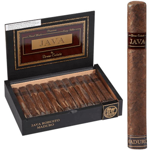 Java Cigars Maduro Robusto 24 Ct. Box