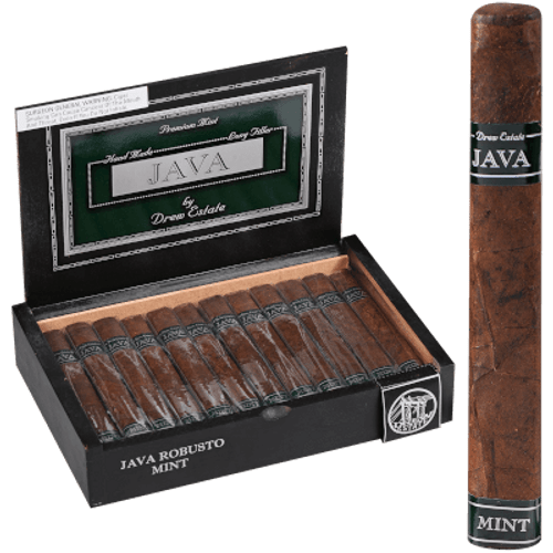 Java Cigars Mint Robusto 24 Ct. Box