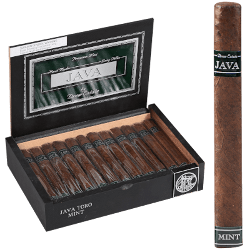 Java Cigars Mint Toro 24 Ct. Box