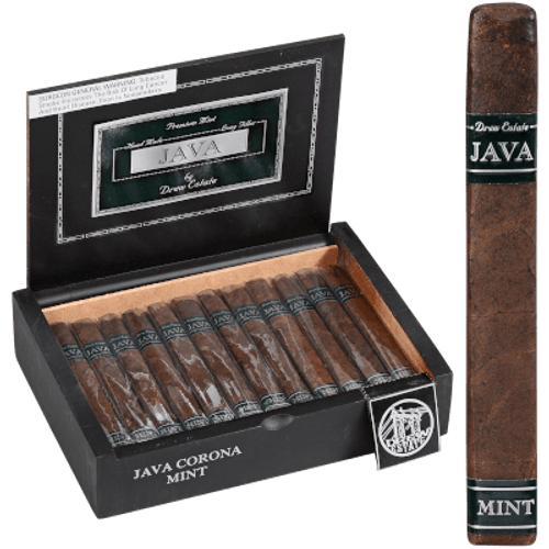 Java Cigars Mint Corona 24 Ct. Box