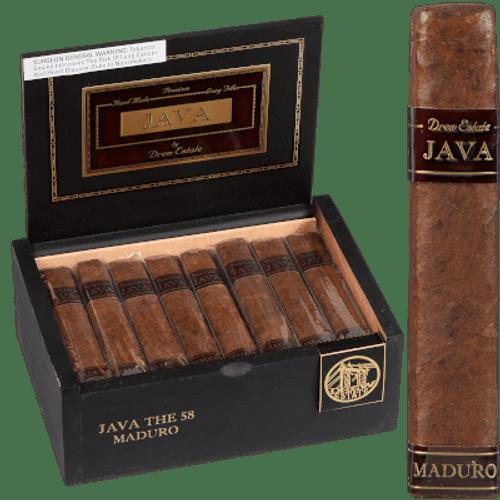 Java By Drew State Cigars Maduro The 58 24 Ct. Box