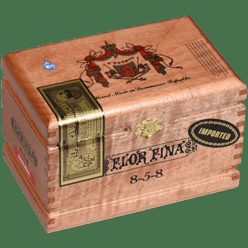 Arturo Fuente Cigars 8-5-8 Anniversary Natural Cabinet 25 Ct. Box