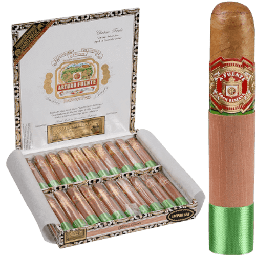 Arturo Fuente Cigars Chateau Fuente Natural 20 Ct. Box