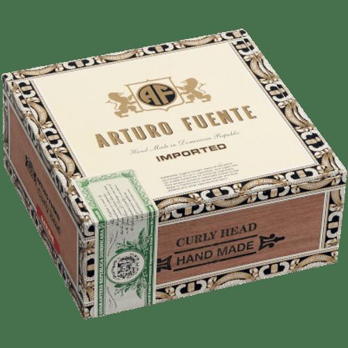 Arturo Fuente Cigars Curly Head Natural 40 Ct. Box