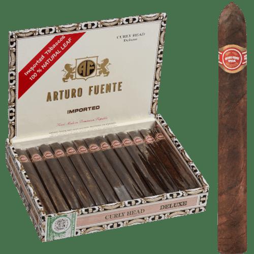 Arturo Fuente Cigars Curly Head Deluxe Maduro 25 Ct. Box