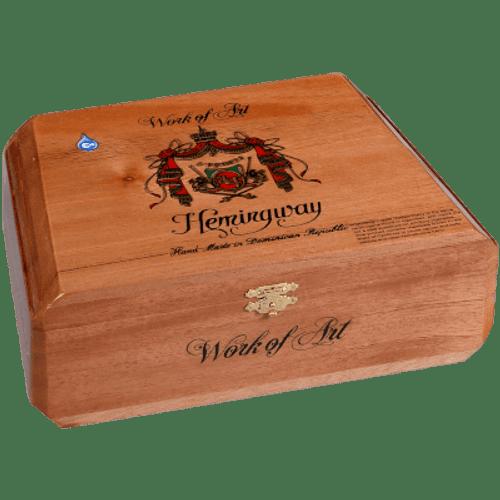 Arturo Fuente Cigars Hemingway Work Of Art Natural 25 Ct. Box
