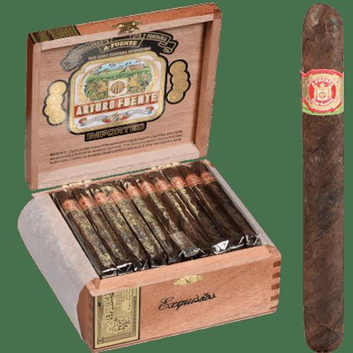 Arturo Fuente Cigars Exquisitos Maduro 50 Ct. Box