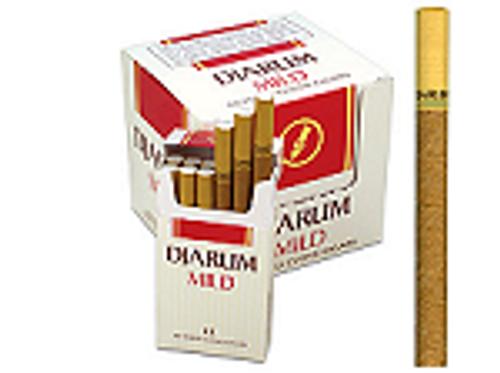 Djarum Filtered Clove Cigars Mild