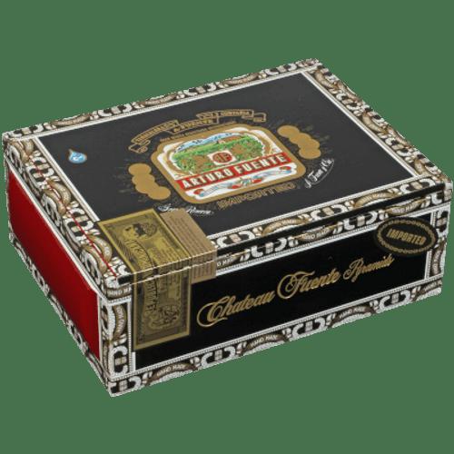 Arturo Fuente Cigars Chateau Fuente Pyramid Natural 25 Ct. Box