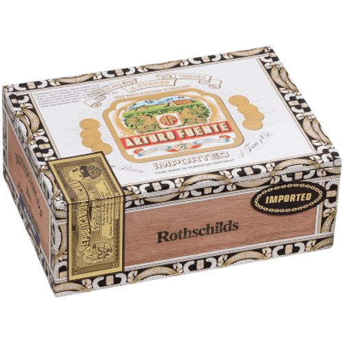 Arturo Fuente Cigars Rothchild Maduro 25 Ct. Box