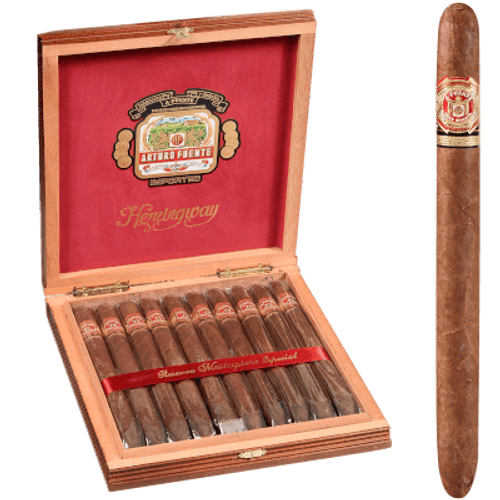 Arturo Fuente Cigars Hemingway Masterpiece Natural 10 Ct. Box