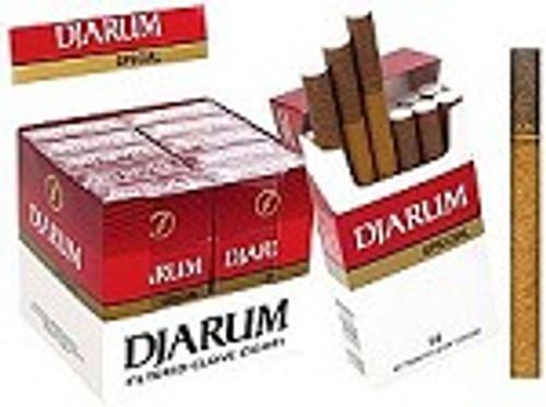 Djarum Filtered Clove Cigars Special