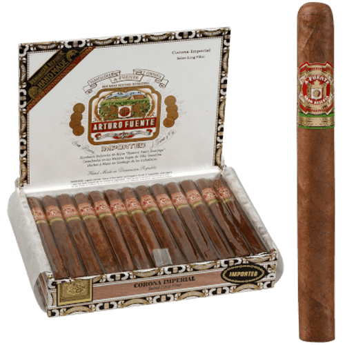 Arturo Fuente Cigars Corona Imperial Natural 25 Ct. Box