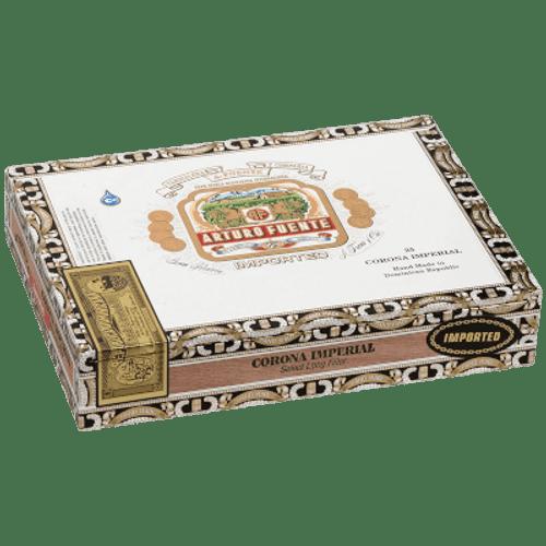 Arturo Fuente Cigars Corona Imperial Natural 25 Ct. Box