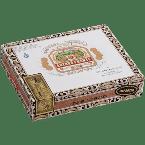 Arturo Fuente Cigars Spanish Lonsdale Natural 25 Ct. Box