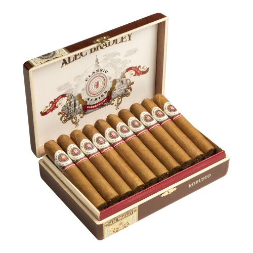 Alec Bradley Cigars Classic Series Habano Toro 20 Ct Box