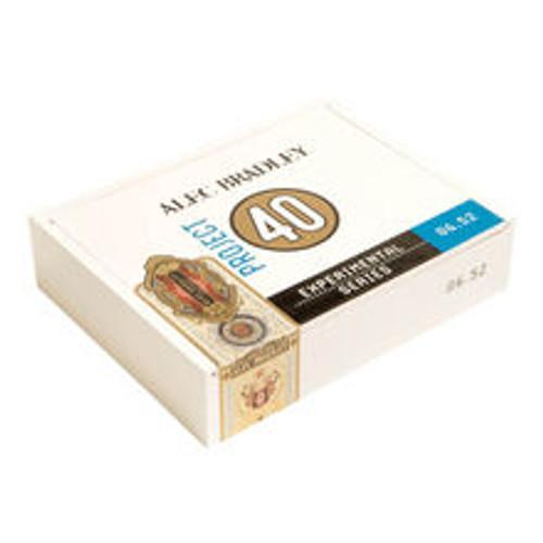 Alec Bradley Cigars Project 40 Toro 20 Ct Box