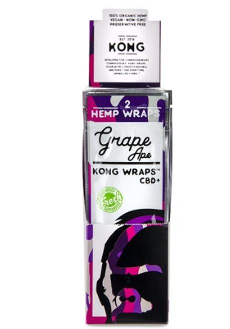 Kong Wraps Grape Ape 25ct