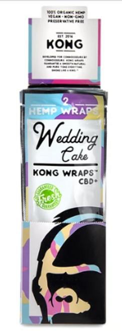 Kong Wraps Wedding Cake 25ct