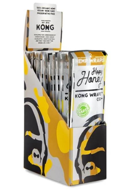 Kong Wraps Hippy Honey 25ct