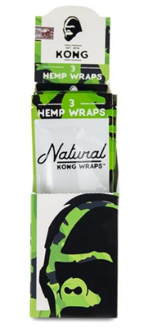 Kong Wraps Natural Organic 25ct