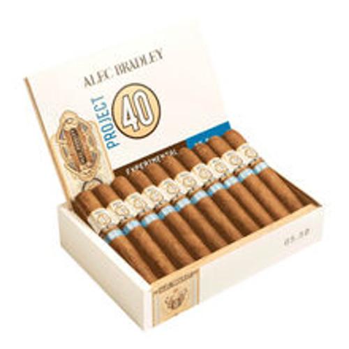 Alec Bradley Cigars Project 40 Gordo 20Ct Box