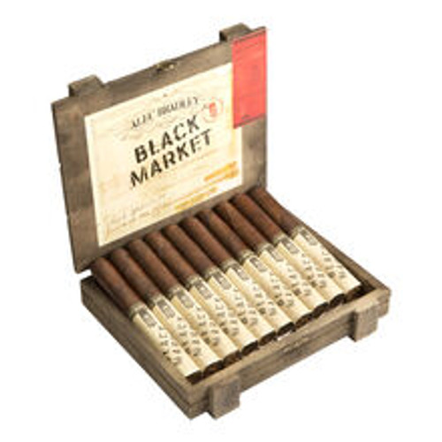 Alec Bradley Cigars Black Market Torpedo 22Ct. Box