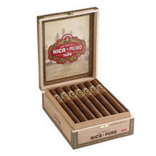 Alec Bradley Cigars Nica Puro Toro 20Ct. Box