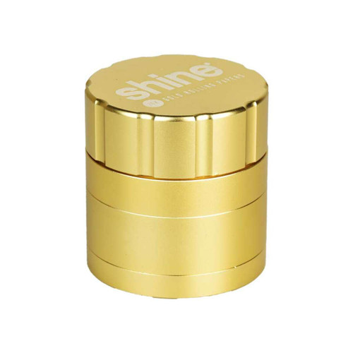 Shine Gold Grinder - 4pc | 2""