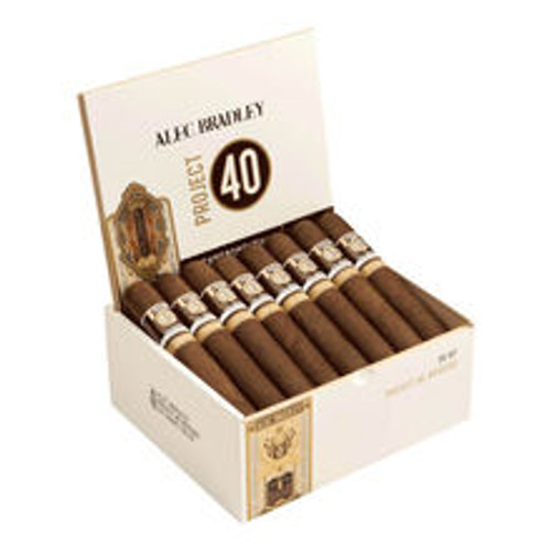 Alec Bradley Cigars Project 40 Maduro Gordo 24 Ct. Box