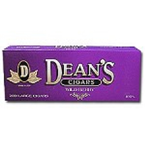Deans Large Filtered Cigars Wild Berry