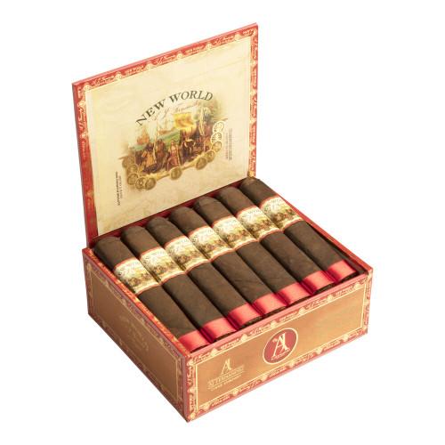 New World by AJ Fernandez Cigars Gobernador Toro 21 Ct. Box