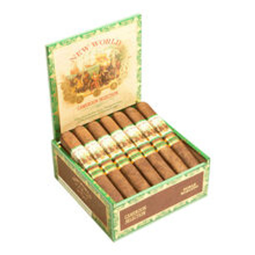 New World Cameroon by AJ Fernandez Cigars Doble Robusto 20Ct. Box